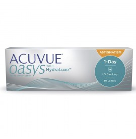 ACUVUE Oasys 1- Day for Astigmatism (30 линз)
