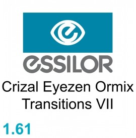 Essilor Crizal Eyezen Ormix Transitions VII