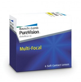 Pure Vision Multifocal (6 линз)