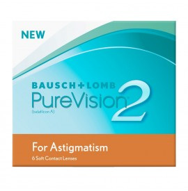 Pure Vision 2 HD for Astigmatism (3 линзы)