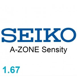 SEIKO A-ZONE 1.67 Sensity