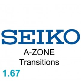 SEIKO A-ZONE 1.67 Transitions