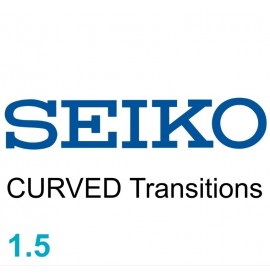 SEIKO CURVED 1.50 Transitions