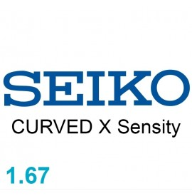 SEIKO CURVED X 1.67 Sensity