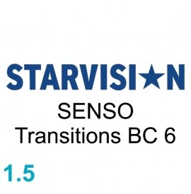 STARVISION SENSO 1.50 Transitions BC 6