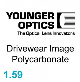 YOUNGER OPTICS Drivewear Image Polycarbonate 1.59