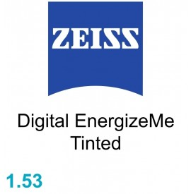 Zeiss Digital EnergizeMe 1.53 Tinted