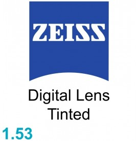 Zeiss Digital Lens 1.53 Tinted