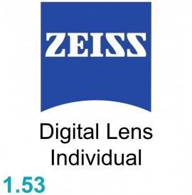 Zeiss Digital Lens Individual 1.53