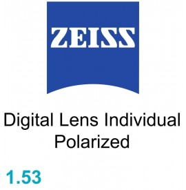 Zeiss Digital Lens Individual 1.53 Polarized