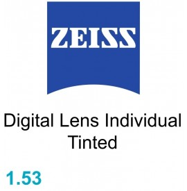 Zeiss Digital Lens Individual 1.53 Tinted