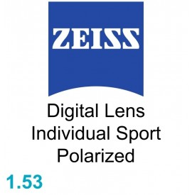 Zeiss Digital Lens Individual Sport 1.53 Polarized