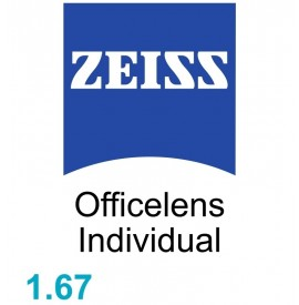 Zeiss Officelens Individual 1.67