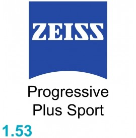 Zeiss Progressive Plus Sport 1.53