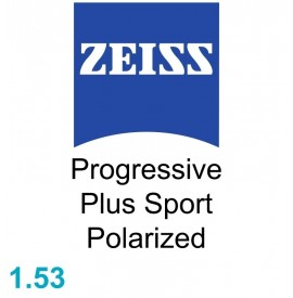 Zeiss Progressive Plus Sport 1.53 Polarized