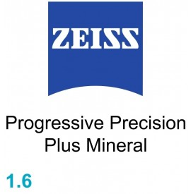 Zeiss Progressive Precision Plus Mineral 1.6