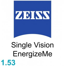 Zeiss Single Vision EnergizeMe 1.53
