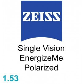 Zeiss Single Vision EnergizeMe 1.53 Polarized