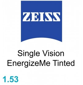 Zeiss Single Vision EnergizeMe 1.53 Tinted